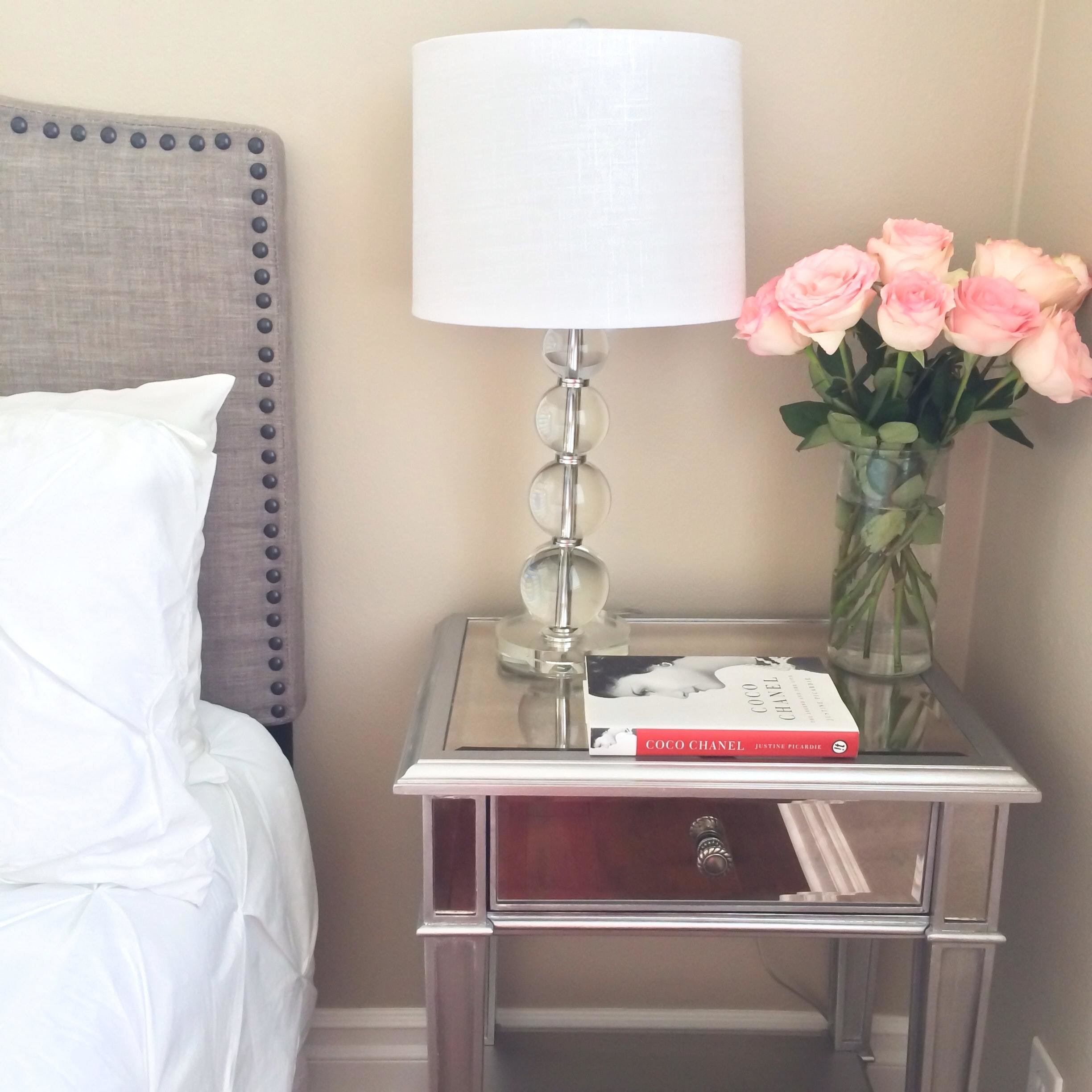 Best Nightstand Lamps For Bedroom Images With Breathtaking With Pictures
