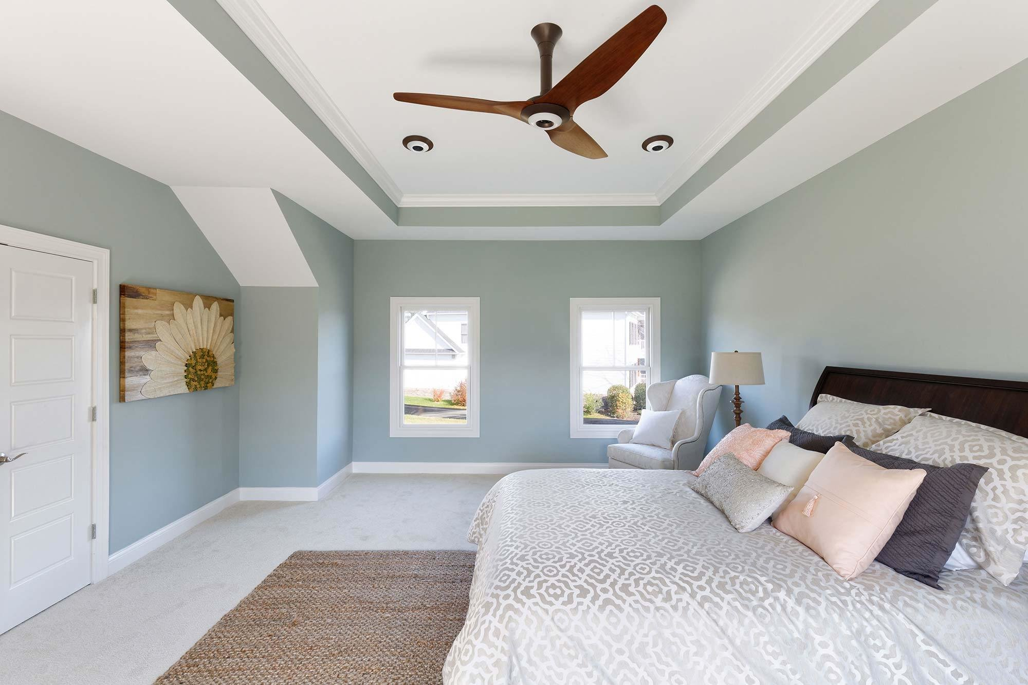 Best Bedroom Ceiling Fan Best Ceiling Fans For Bedrooms Inch With Pictures