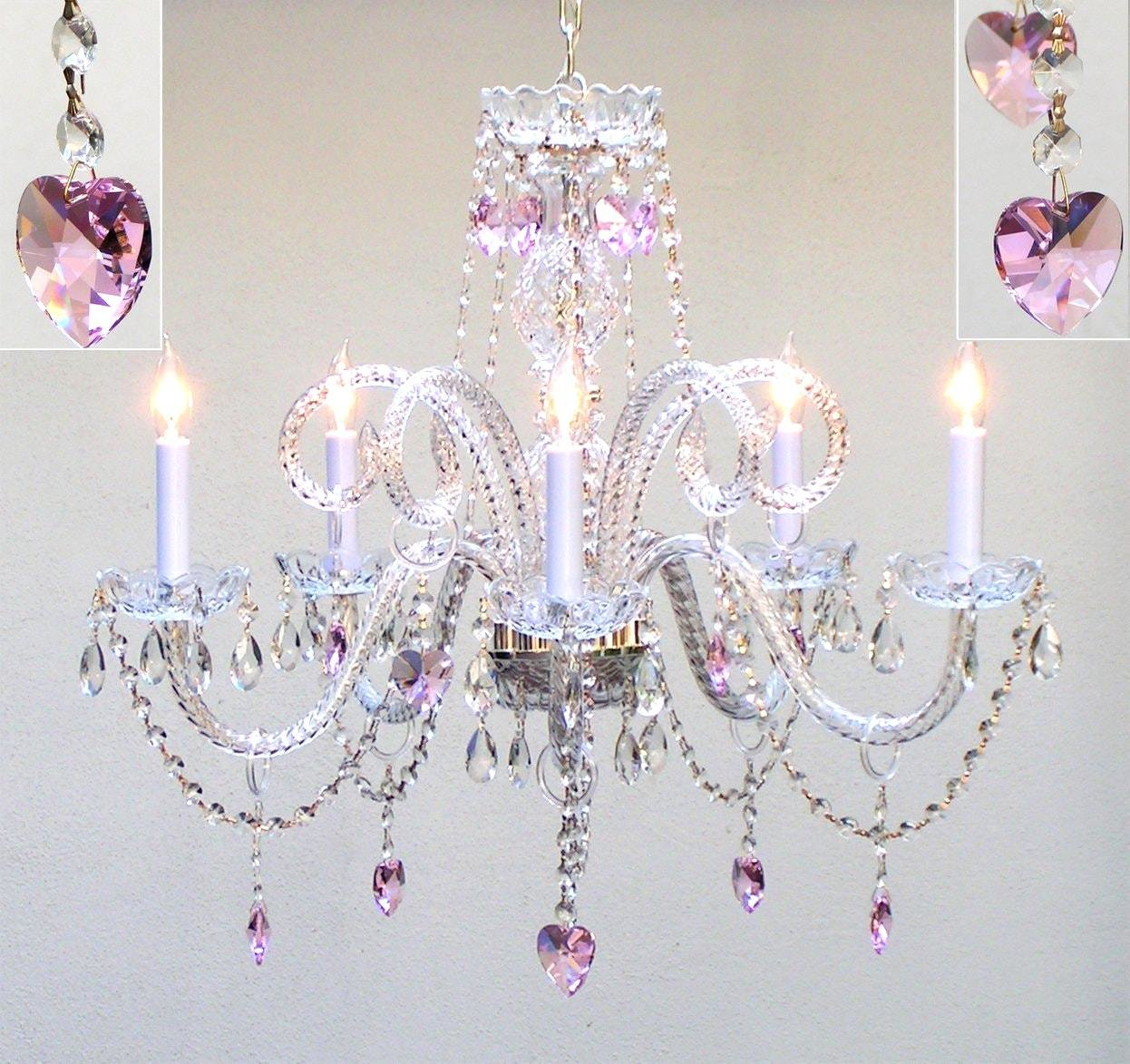 Best Crystal Chandelier For Kids Room With Bedroom Modern With Pictures