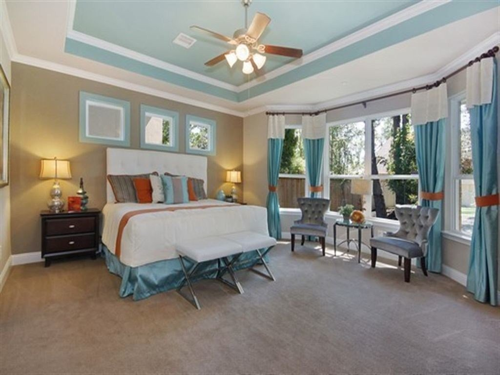 Best Bedroom Wonderful What Size Ceiling Fan For Master Bedroom With Pictures