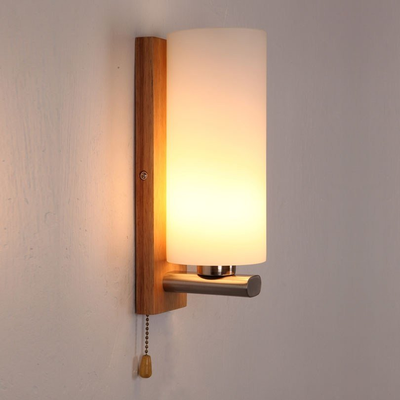 Best Intended For Bedroom Modern Wall Lights Plug In Wall Lamp With Pictures