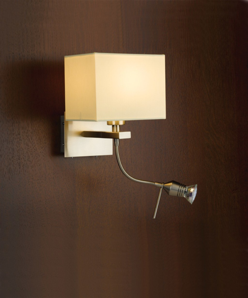 Best Fascinating Bedroom Reading Lights With Switch Wall Sconce With Pictures