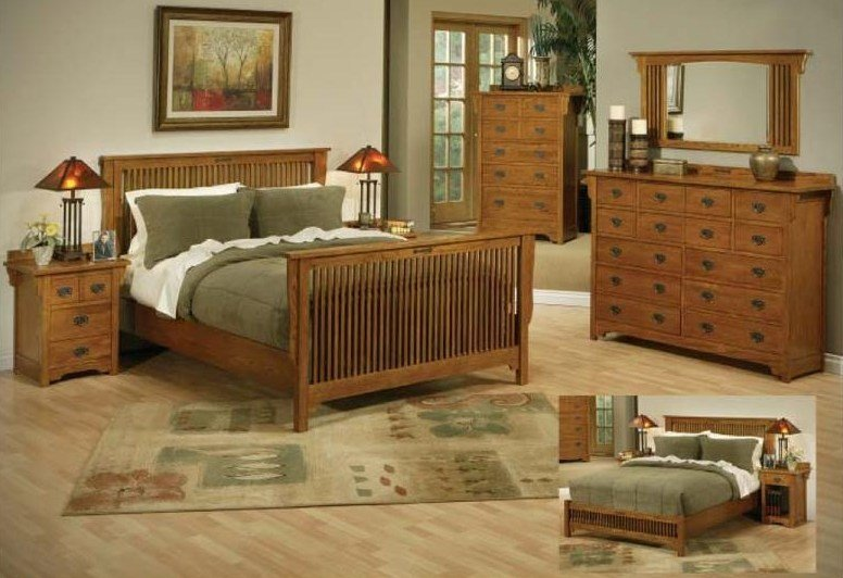 Best Adam Furniture Arts And Crafts Bedroom With Pictures