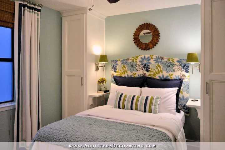 Best Small Condo Small Budget Bedroom Makeover – Before After With Pictures
