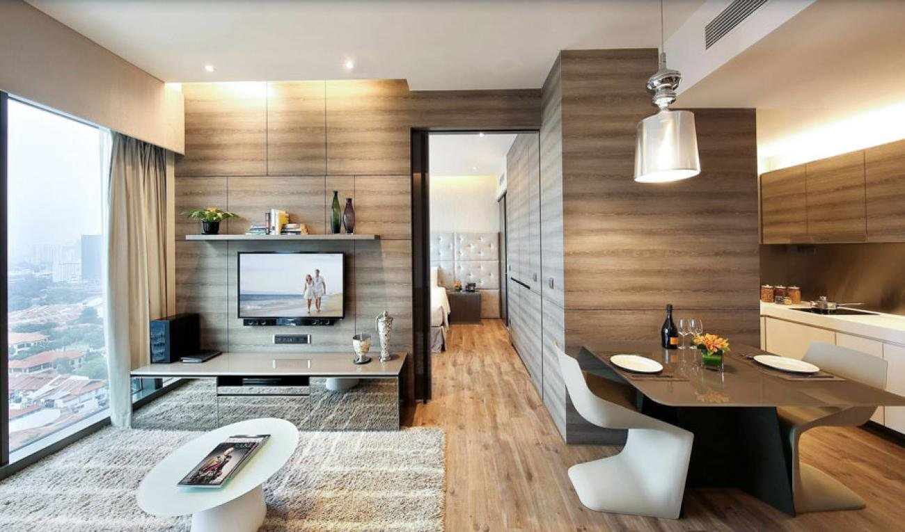 Best Posh And Luxurious Apartment In Singapore Showcases With Pictures