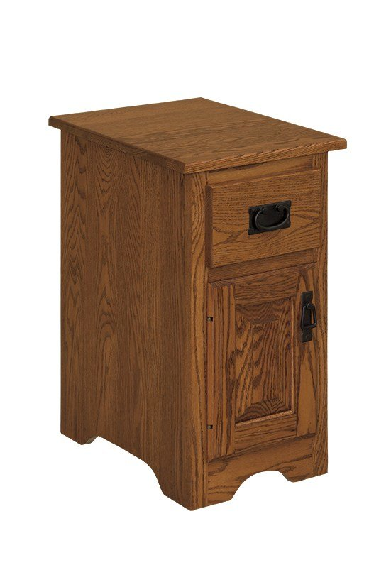 Best Mission Small Night Stand Amish Furniture Connections With Pictures