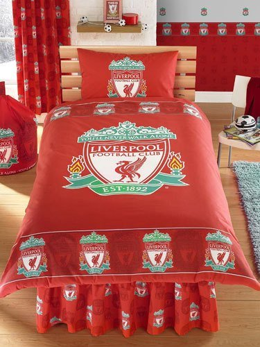 Best Win A New Look Lfc Bedroom For Christmas Anfield Online With Pictures