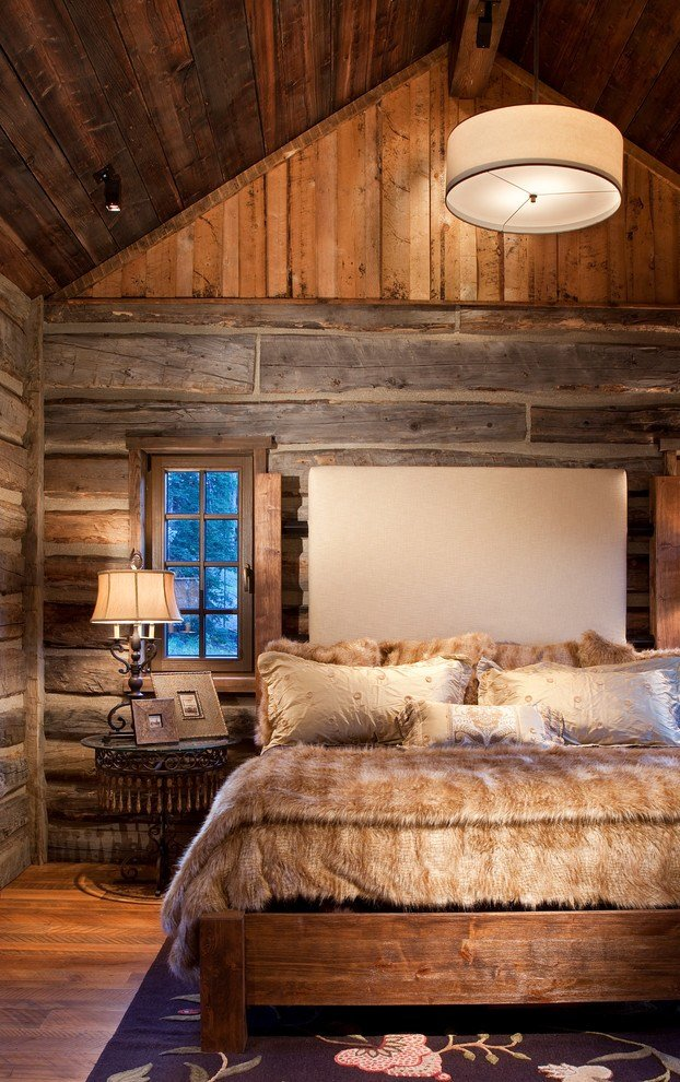 Best 15 Cozy Rustic Bedroom Interior Designs For This Winter With Pictures