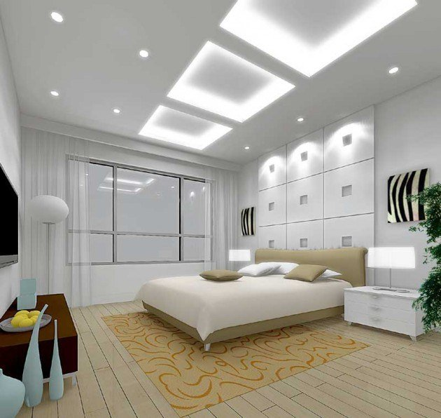 Best 15 Ultra Modern Ceiling Designs For Your Master Bedroom With Pictures