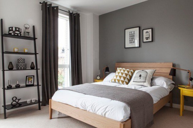 Best 16 Fantastic Eclectic Bedroom Designs That Will Give You With Pictures