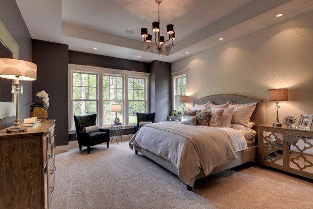 Best 18 Magnificent Design Ideas For Decorating Master Bedroom With Pictures