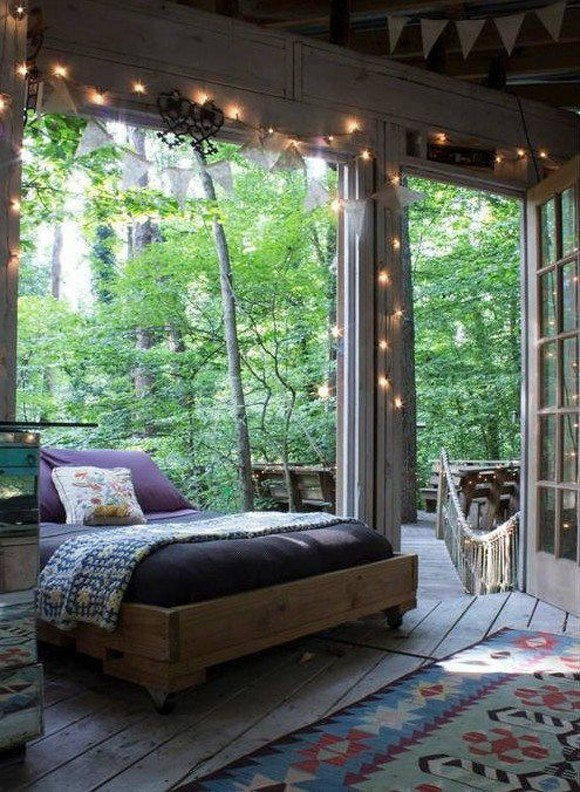 Best 15 Fanciful Outdoor Bedroom Designs That Will Boost Your Imagination With Pictures