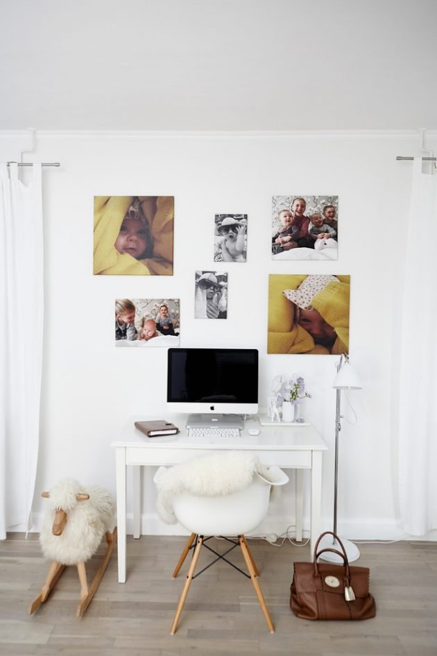 Best 16 Inspirational Scandinavian Work Room Designs That Will With Pictures