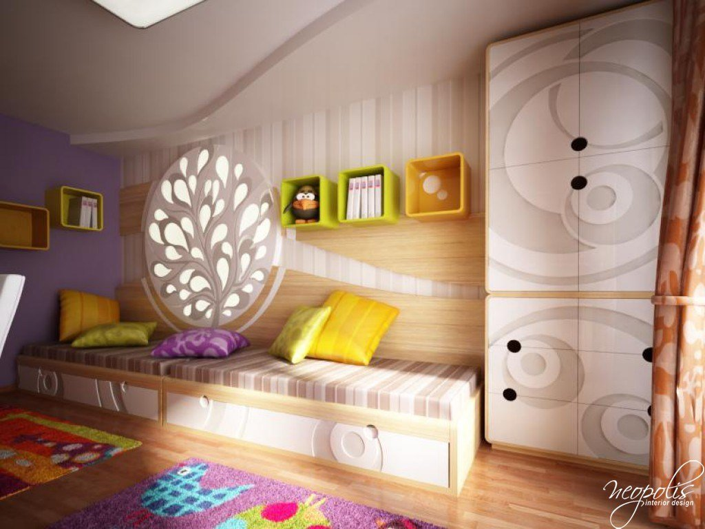 Best Children's Bedroom By Neopolis With Pictures
