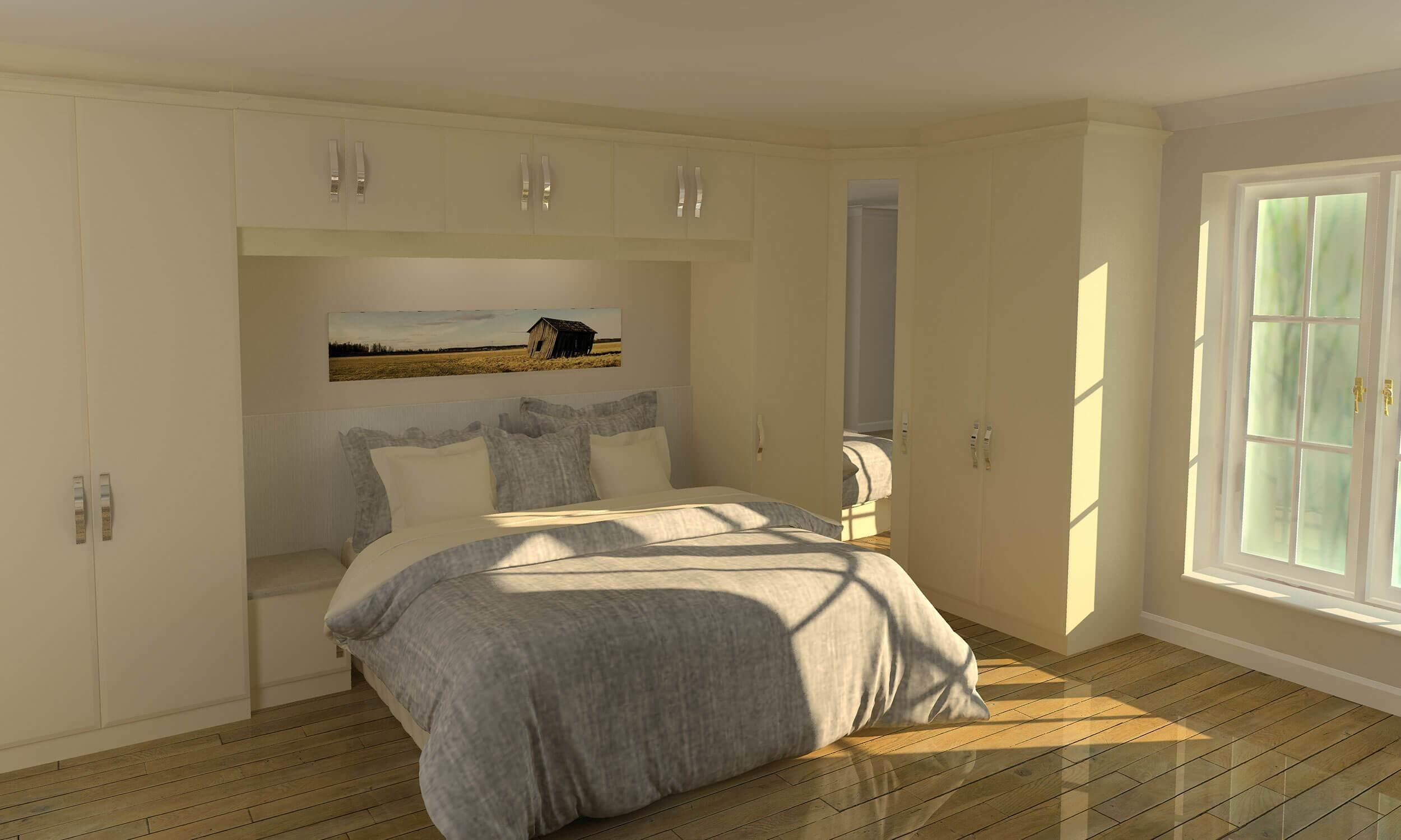 Best Saponetta White Fitted Bedroom Furniture Fitted Bedrooms With Pictures