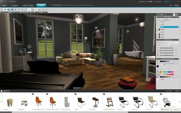 Best Living Room Planner Free – Some Of The Best 3D Room Planner For Non Architects Interior Design With Pictures