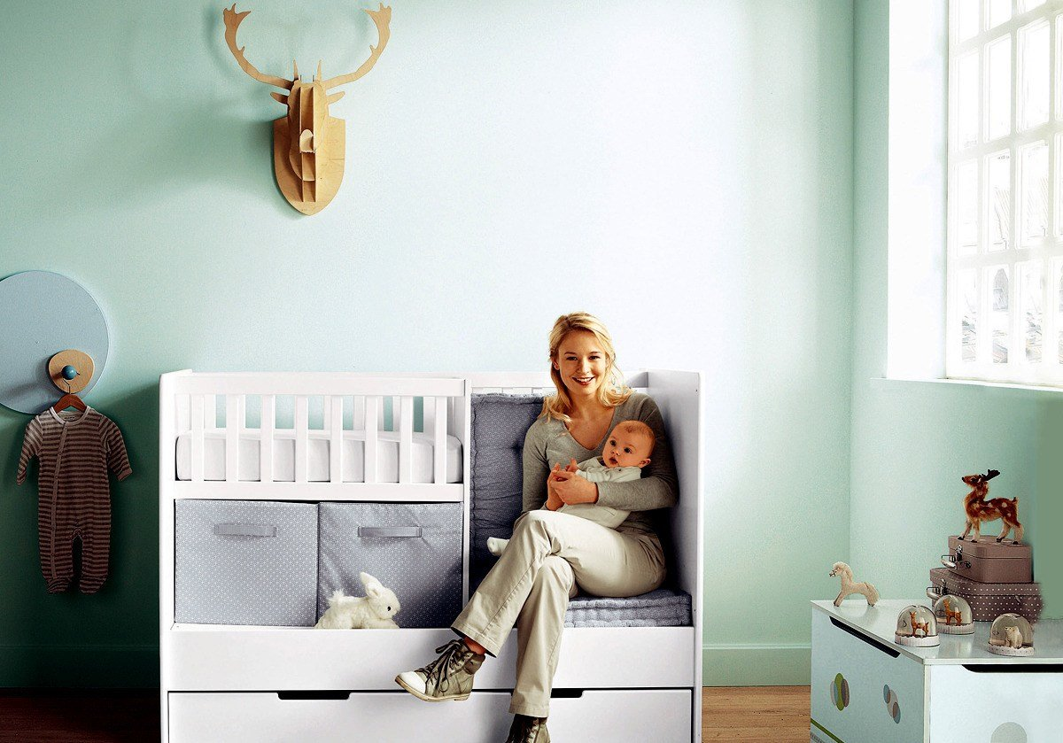 Best Baby Room Ideas For Small Apartment Practical Interior With Pictures