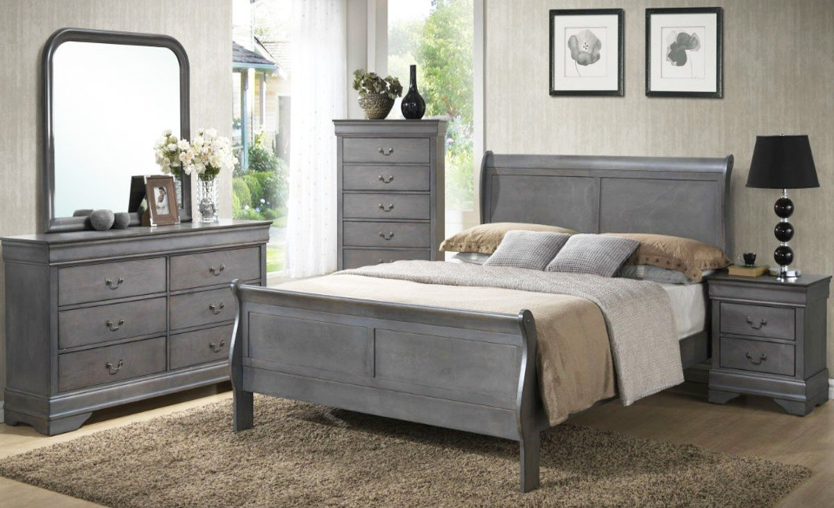 Best Grey Bedroom Furniture To Fit Your Personality Roy Home With Pictures