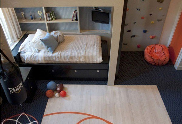 Best Kids Bedroom Layout Home Interior Design Ideas With Pictures