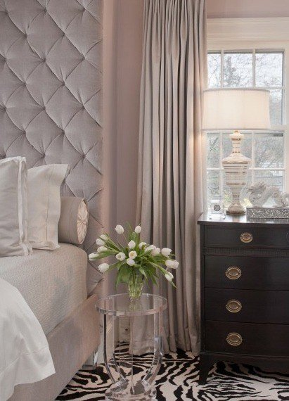 Best Hollywood Glamour Bedroom Décor Being Tazim With Pictures