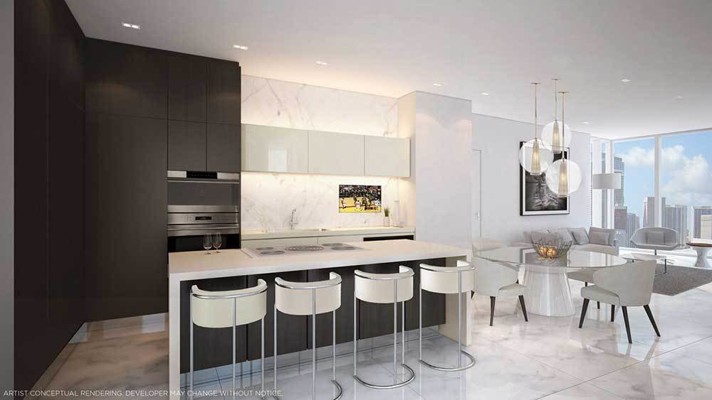 Best 1 Bedrooms Apartment For Sale In Downtown Miami Florida With Pictures