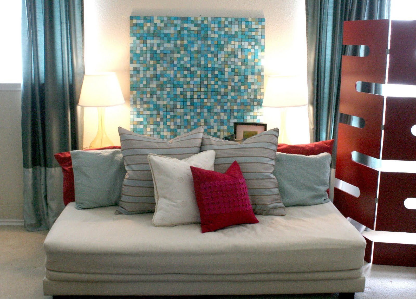 Best Remodelaholic 60 Budget Friendly Diy Large Wall Decor Ideas With Pictures