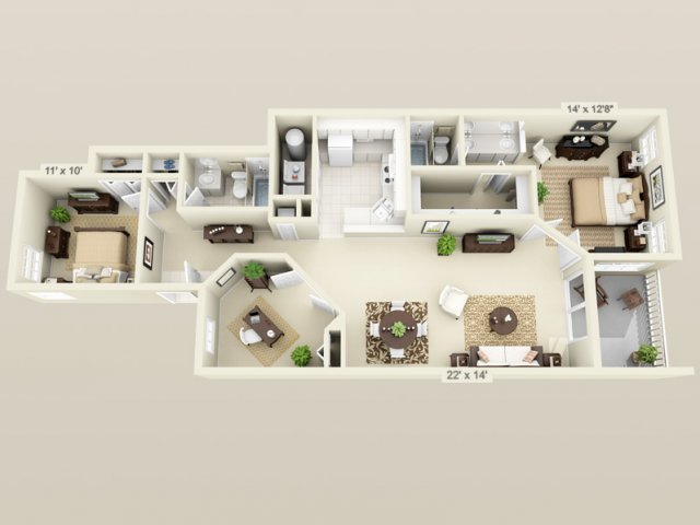 Best Hunters Crossing Apartments Gainesville Apartments Reviews With Pictures Original 1024 x 768