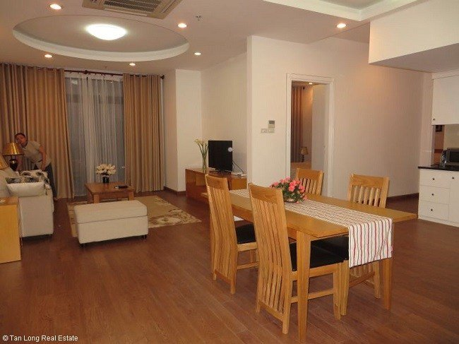 Best 3 Bedroom Apartments For Rent In Vinhoms Royal City With Pictures