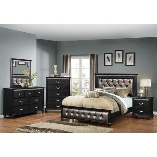 Best Simmons Hollywood Kg6 Hollywood King Complete Bedroom Set With Pictures