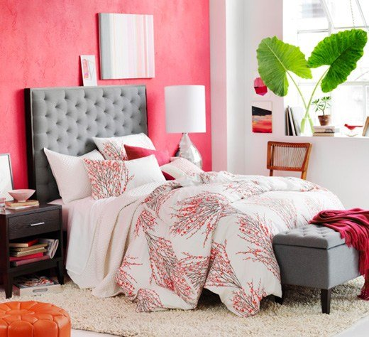 Best Two Design Trends Citrus Crush Blue Lagoon Bright With Pictures