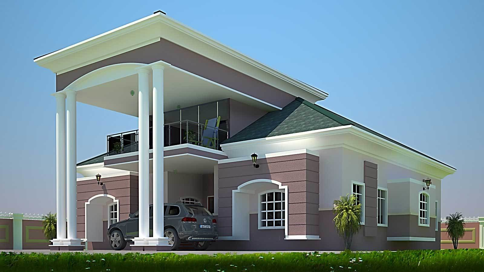 Best House Plans Ghana Fatak 4 Bedroom House Plan In Ghana With Pictures