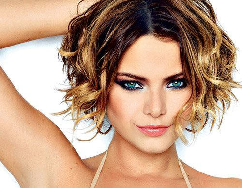Free The 20 Best Short Wavy Haircut Short Hairstyles 2018 Wallpaper