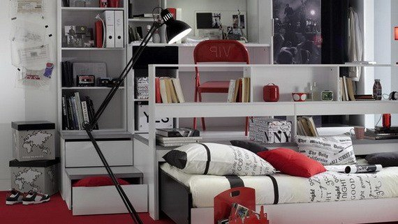 Best Cool Study Desk Decorating Ideas For T**N 04 Stylish Eve With Pictures