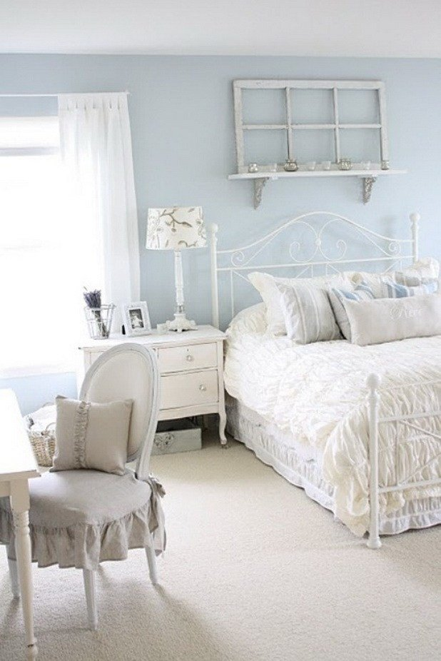 Best Peaceful White Bedroom Designs 18 Stylish Eve With Pictures