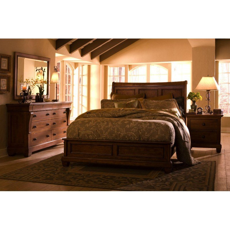 Best Tuscano Bedroom Collection Cedar Hill Furniture With Pictures