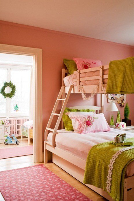 Best Bunk Beds For A Girl Centsational Style With Pictures