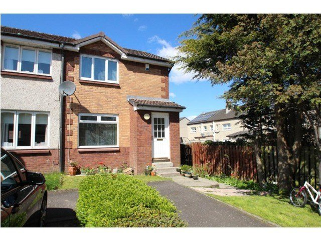 Best 2 Bedroom House For Sale Felton Place Yoker Glasgow With Pictures