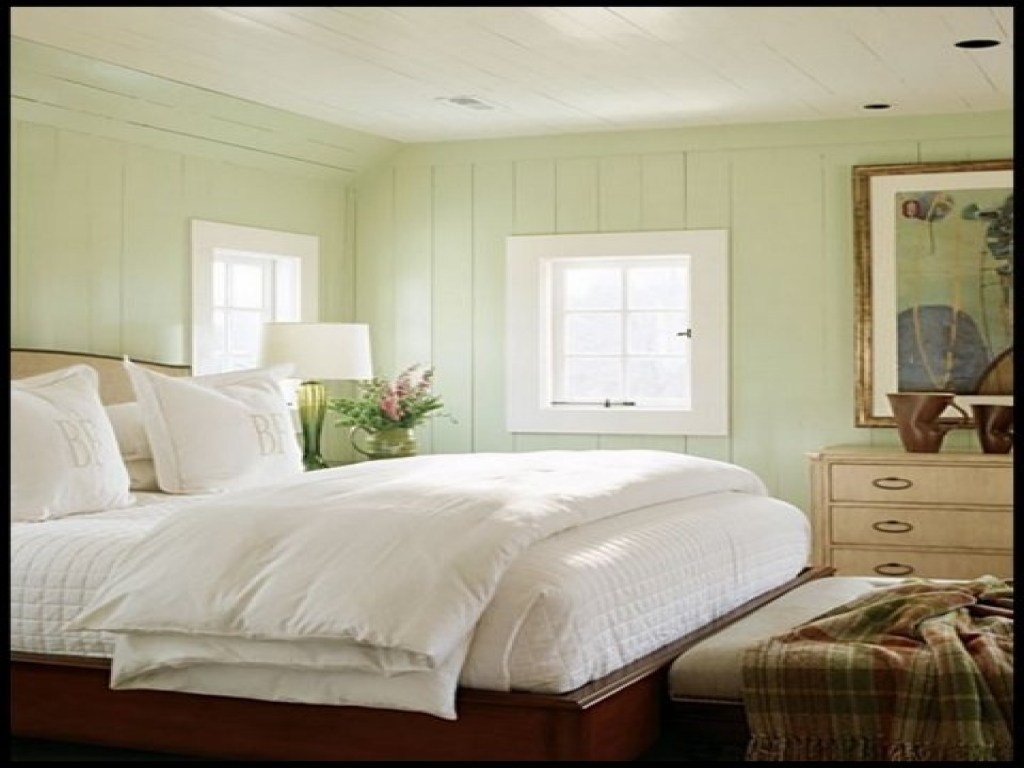 Best Beautiful Wall Colors For Bedrooms Sage Green Bedroom With Pictures