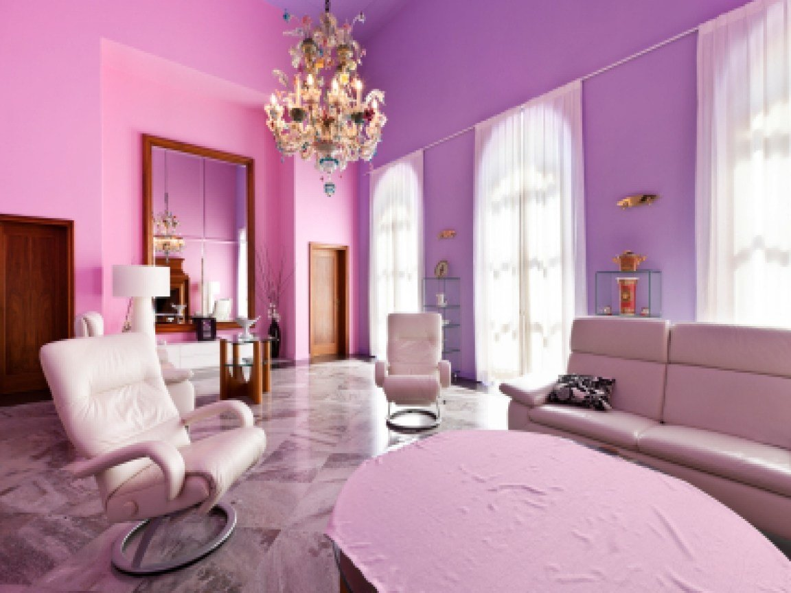 Best Grey And Lavender Bedroom Pink And Purple Painted Room Pink And Purple Backgrounds Interior With Pictures