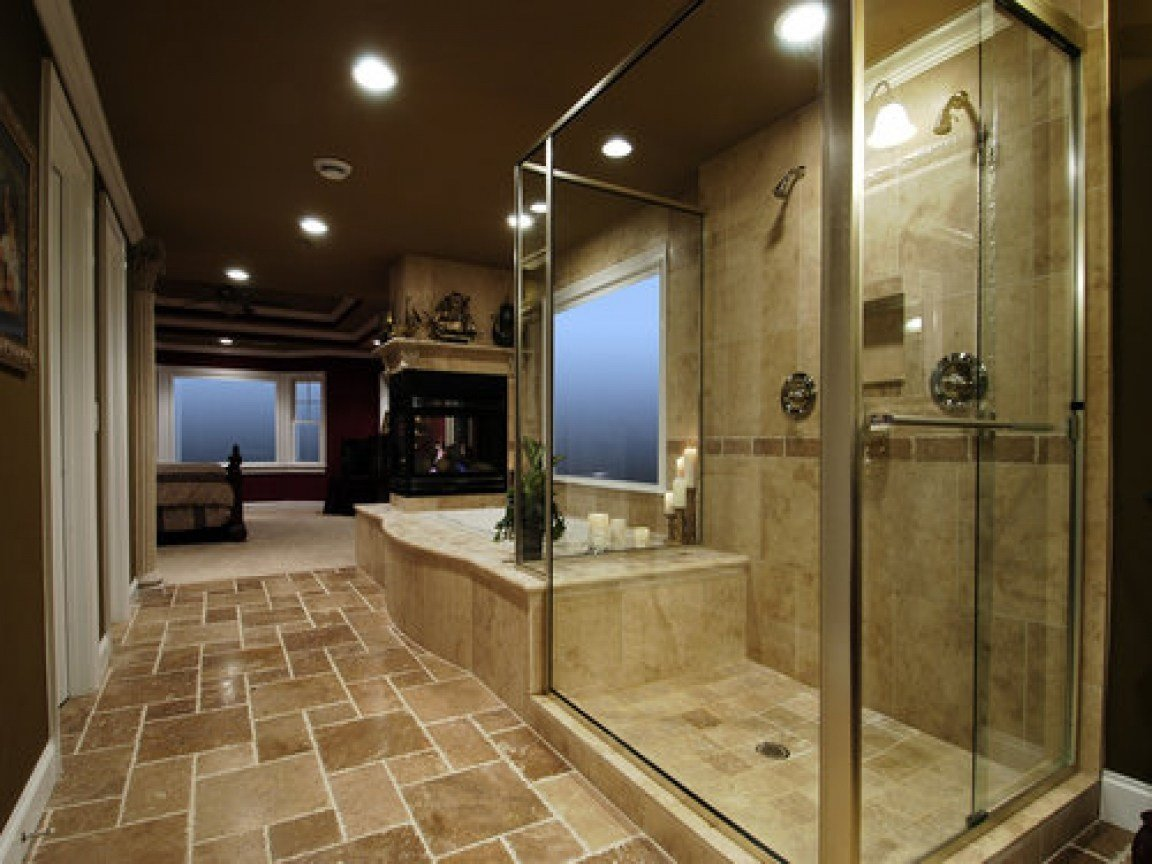 Best Master Bedroom Bathroom Master Bedroom Bathroom Open With Pictures