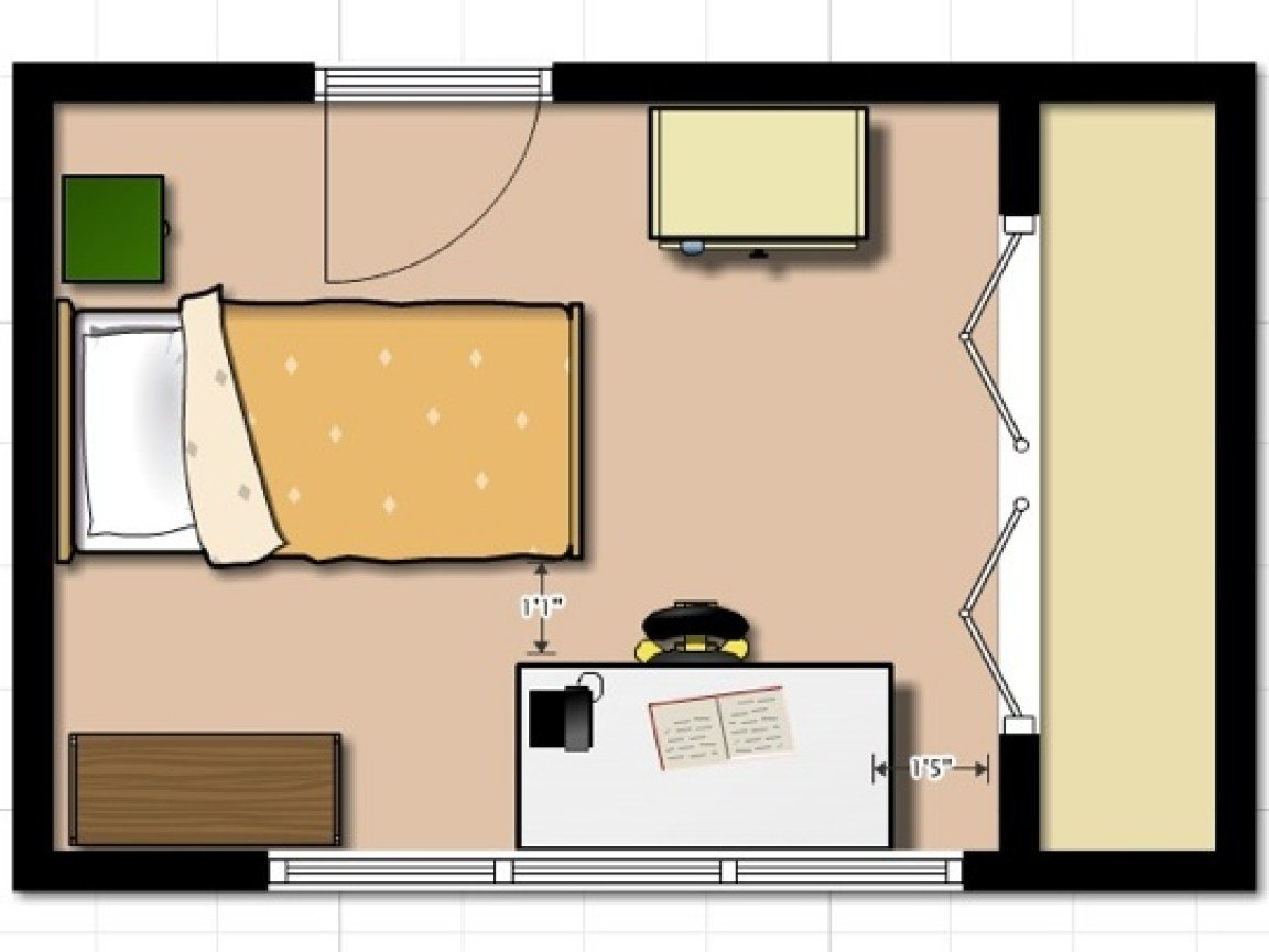 Best Bed Room Layout Small Bedroom Layout Plans Small Bedroom With Pictures