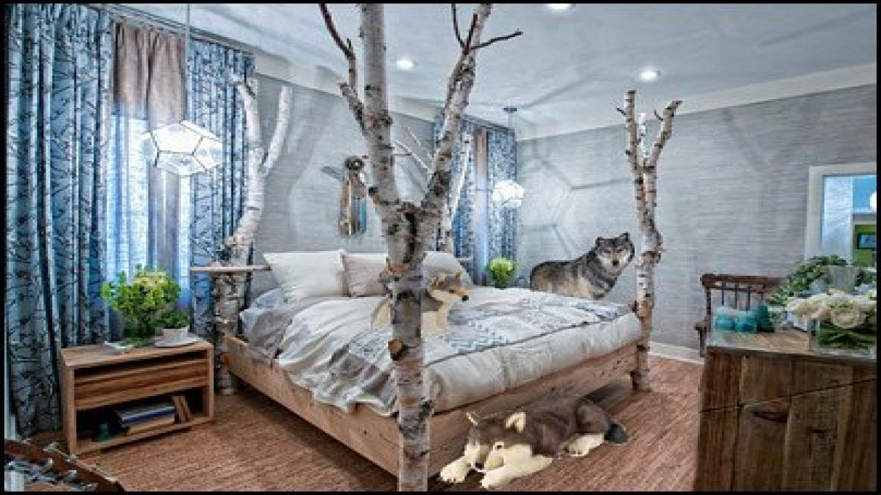 Best American Bedrooms Forest Decorating Ideas Wolf Bedroom With Pictures Original 1024 x 768
