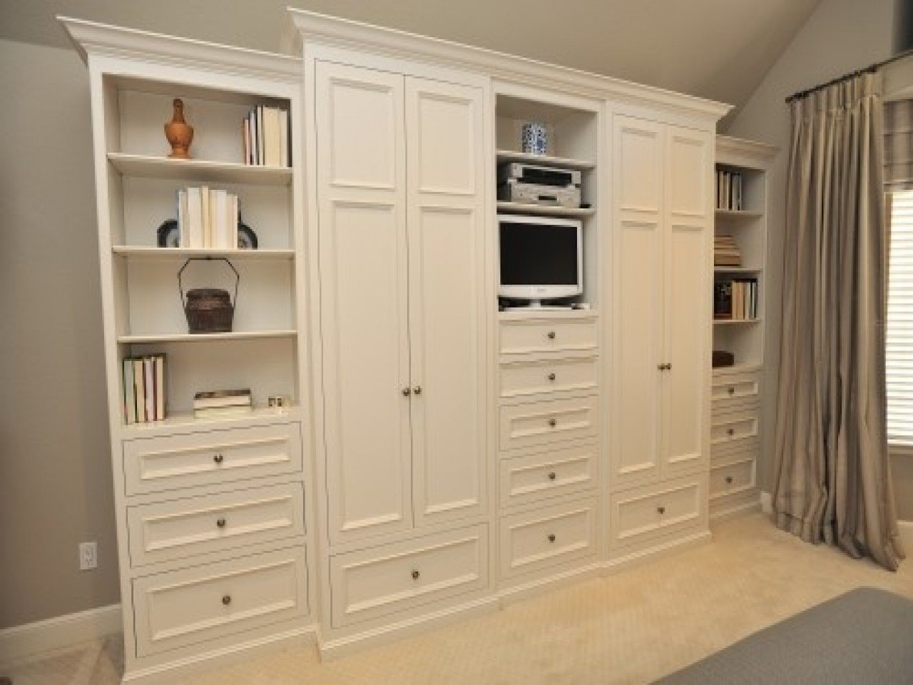 Best Cabinets For Bedrooms Bedroom Wall Units With Drawers With Pictures