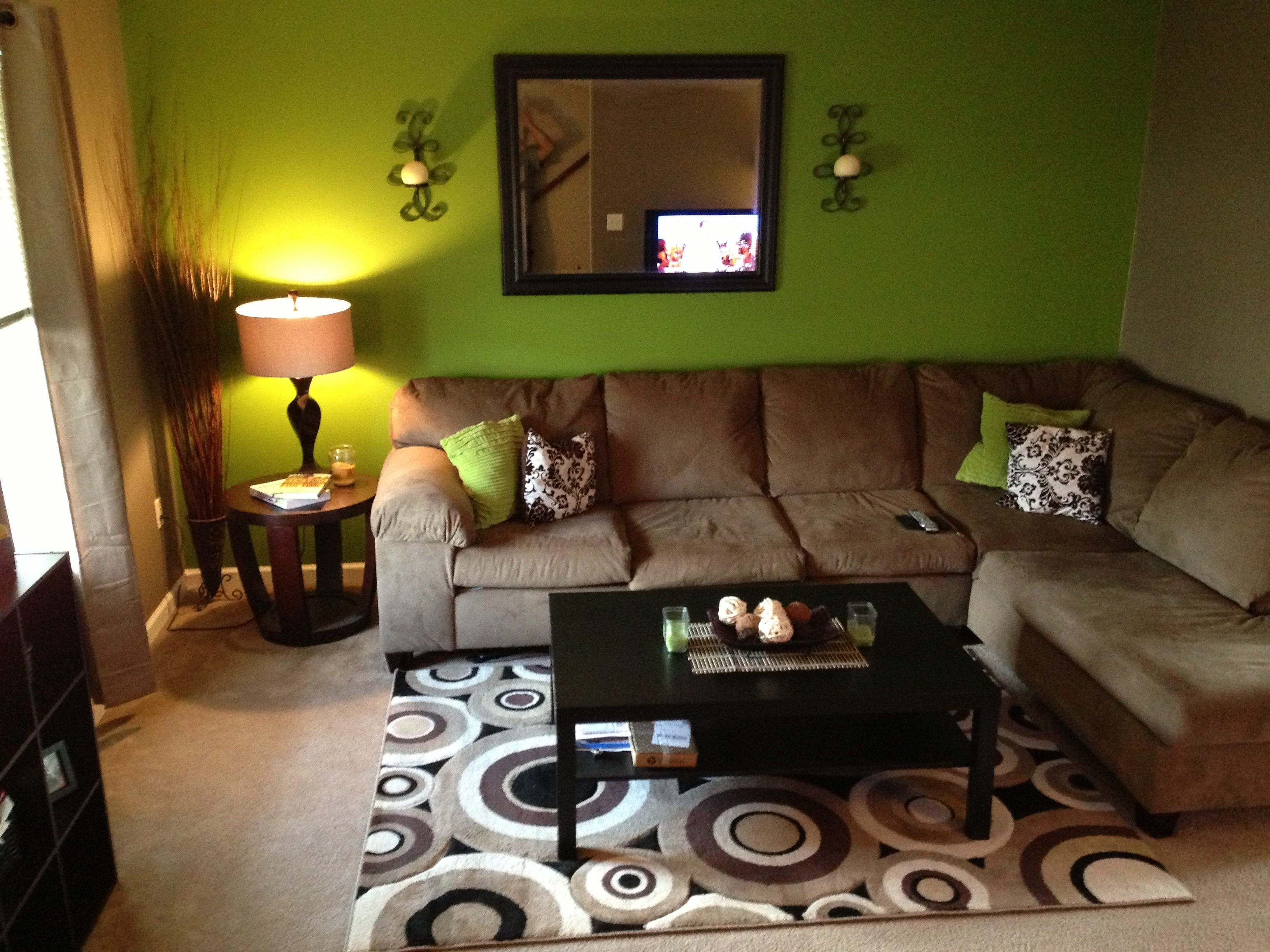 Best 42 Green Family Room Go Green Michaela Noelle Designs With Pictures