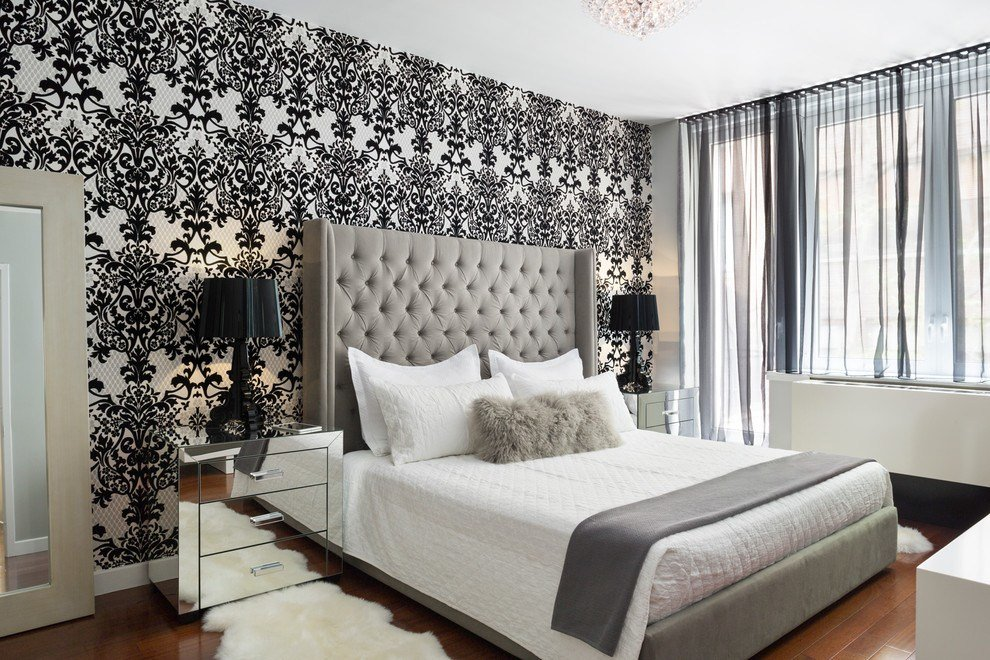 Best 27 Fabulous Wallpaper Ideas For Master Bedroom With Pictures