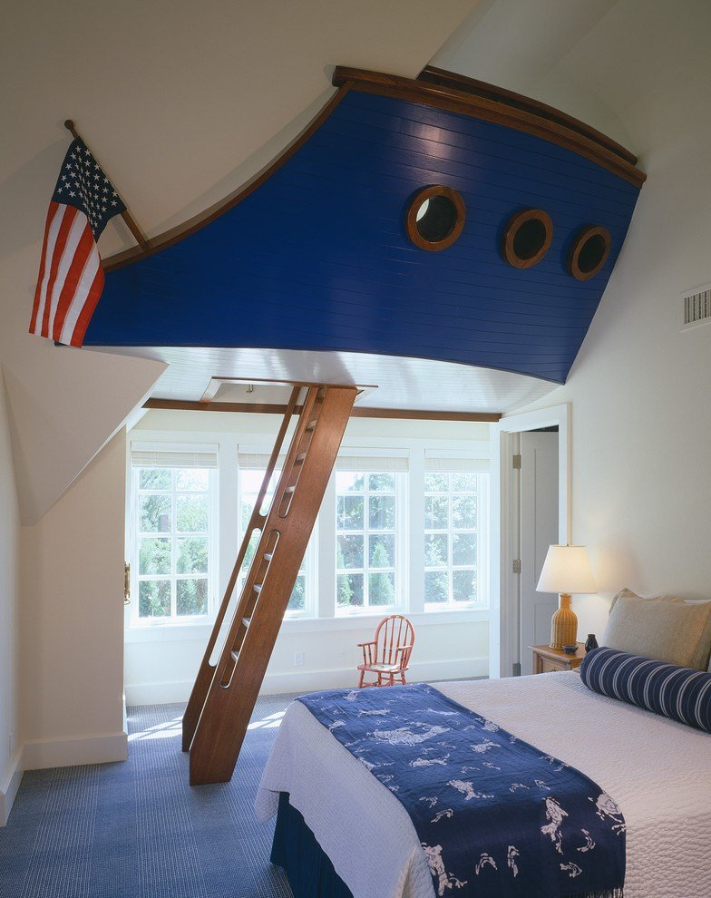Best 26 Cute Beach Style Kid S Bedroom Design Ideas With Pictures