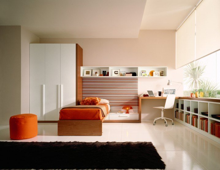 Best 15 Modern Minimalist Kids Bedroom Designs With Pictures