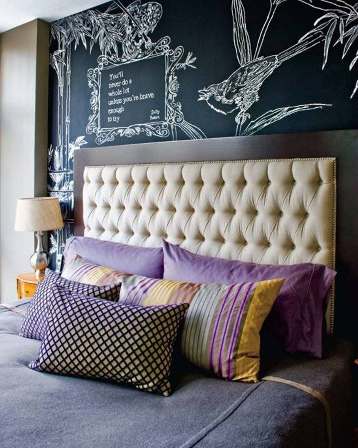 Best Creative Chalkboard Wall Decor Ideas For Your Bedroom With Pictures