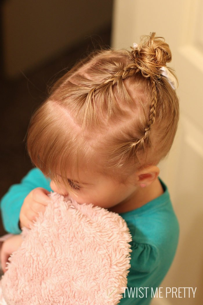 Free Styles For The Wispy Haired Toddler Twist Me Pretty Wallpaper