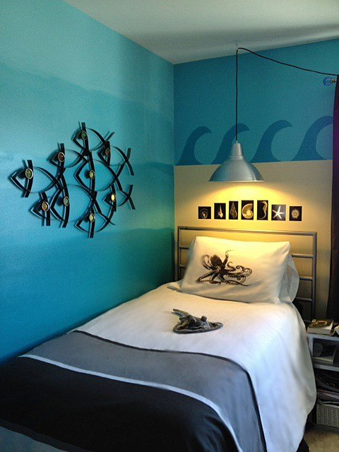 Best Tween Gets An Ocean Themed Room The Martha Project With Pictures
